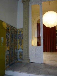 MADRID : HOTEL-RESTAURANT DE LAS LETRAS, point de chute idéal prendre un thé, déguster des tapas... dans Espagne P1070154-225x300