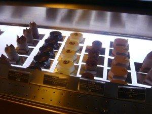 MADRID, Pâtisserie POMME SUCRE et son petit copain le CAFE OITA dans Patisserie P1070186-300x225