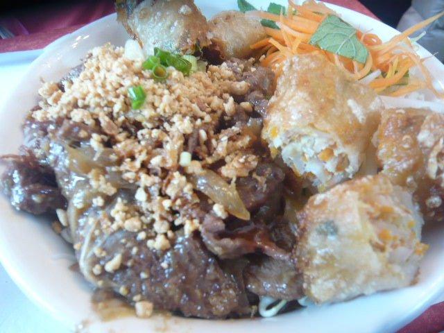 Restaurant vietnamien LE JARDIN MONTSOURIS, une merveille, Paris 14ème  dans Cuisine asiatique p1080705