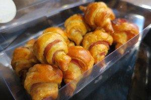 Mini-croissants au jambon  Pain de Sucre